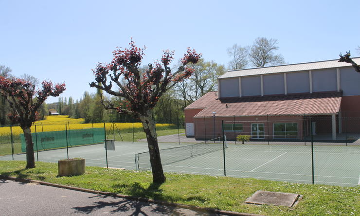 AG du Tennis Club de Sainte Colombe