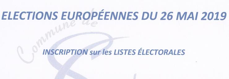 Permanence Inscription Liste Electorale